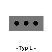 Steckdose Typ L